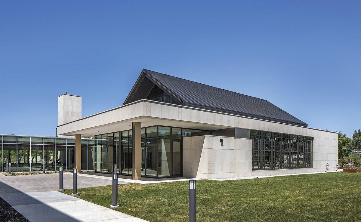 St John Paul Newman Center Omaha Ne Stone Details